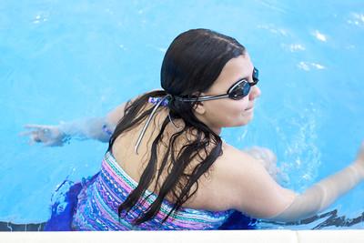 First Swim of 2015