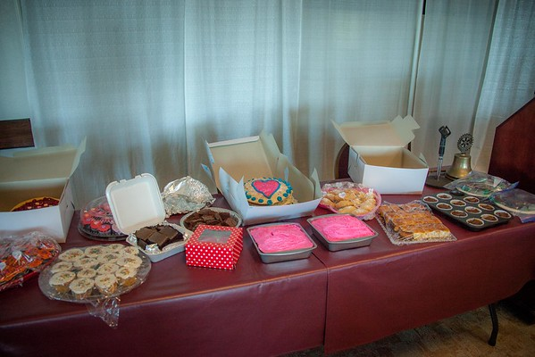 2016 Interact Bake Sale