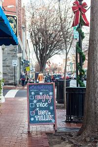 Ladyburg Store, Caroline Street, Fredericksburg, Virginia