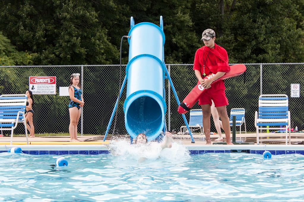 Loriella Pool Slide