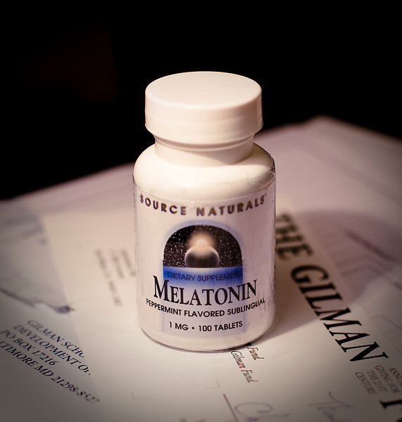December 3, San Mateo, CA:  I don't like to take pills.  But I might start.  I don't even know what day or time it is when I wake up.  I hope that I can make it through an important meeting today without being affected by my narcoleptic insomnia.