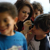 April 20, 2012 - Taking some pics of No. 1 daughter doing some face painting at Taste of Maxwell, I became fascinated with how fascinated this little boy was with what she was doing. (127/366)