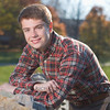 Nov. 6, 2012 - On election day, I voted, then I met Rob in the Arboretum for Part I of his senior shoot. (326/366)