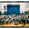 April 21, 2012 - Bryan Station Middle School had 13 students in Fayette County Honors Orchestra, including first chair cello and bass and second chair viola. REPRESENT! Running a little behind, I forgot to grab my camera bag on the way out the door - another reason I am glad my phone can get a good shot. (128/366)