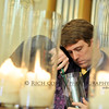 April 5, 2012 - Kyle lights the candles before Thursday's Maundy Thursday service at MaxPres. (112/366)