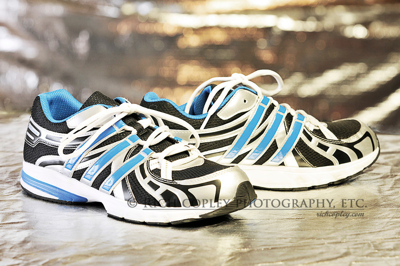 March 27, 2012 - My Adidas - actually, my son's. (103/366)