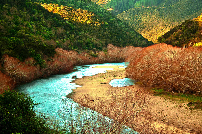 The Taieri River