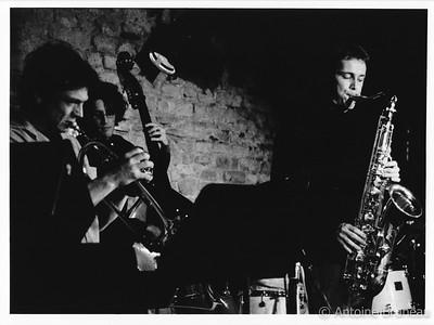 Stéphane Tessier Quintet