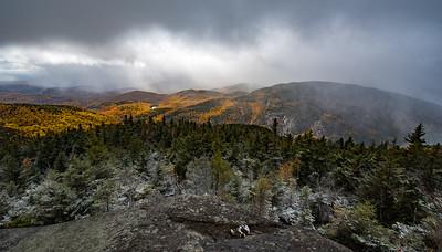 Ridge Trail up Giant