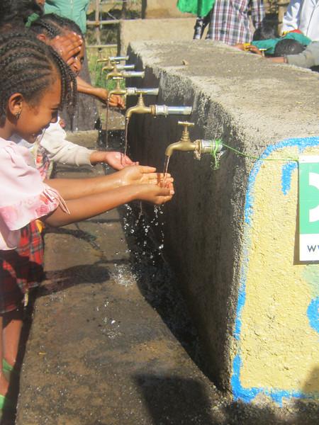 Abebayen Water Station via COFRA