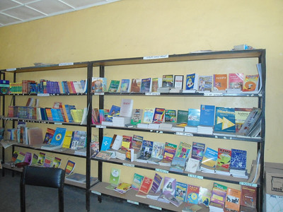 Library Project: Reference Books