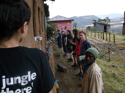 2013 Addis Alem Classroom Refurbishment via World Challenge