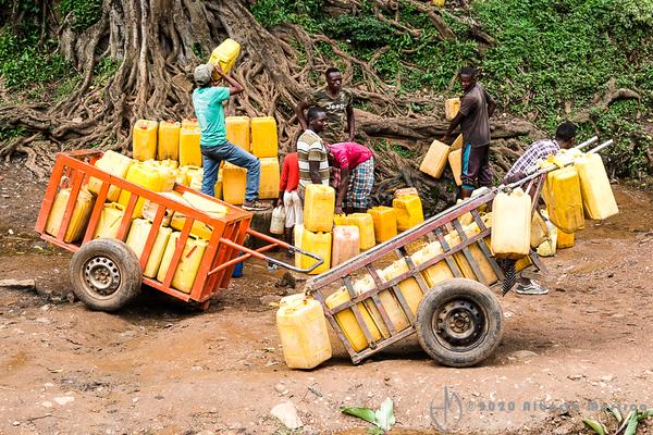 water merchants