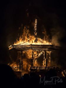Burning of the Man