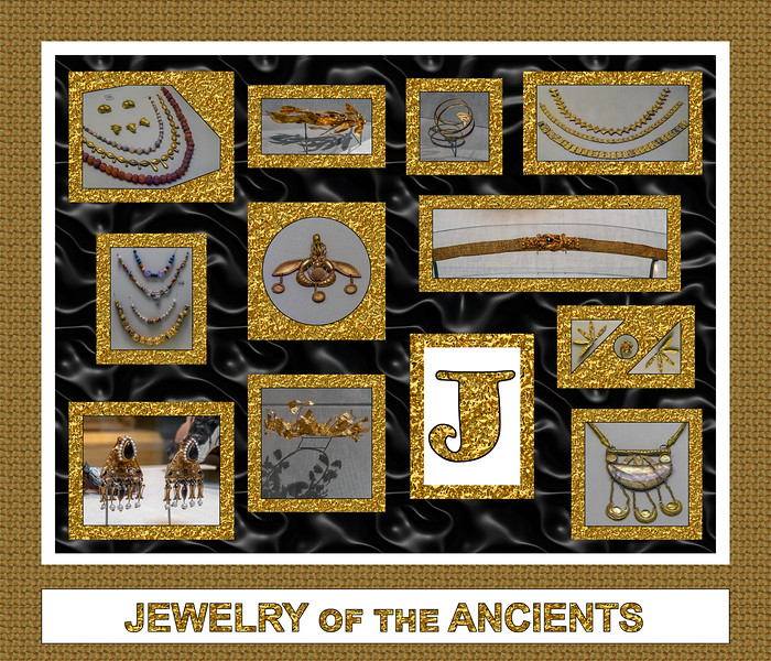 Alphabet Challenge:  J – Jewelry of the Ancients