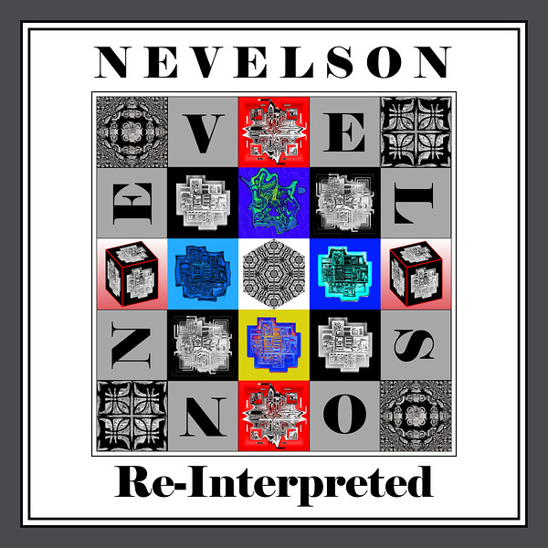 Alphabet Challenge:  N – A New Take on Nevelson