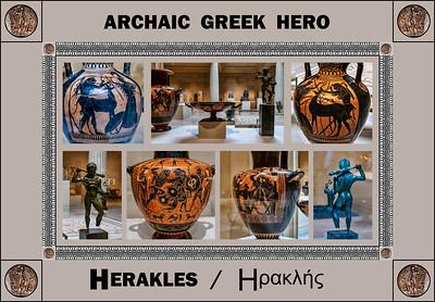 Alphabet Challenge:  H – Herakles, a Greek Hero