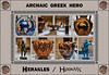 Alphabet Challenge:  H – Herakles, a Greek Hero