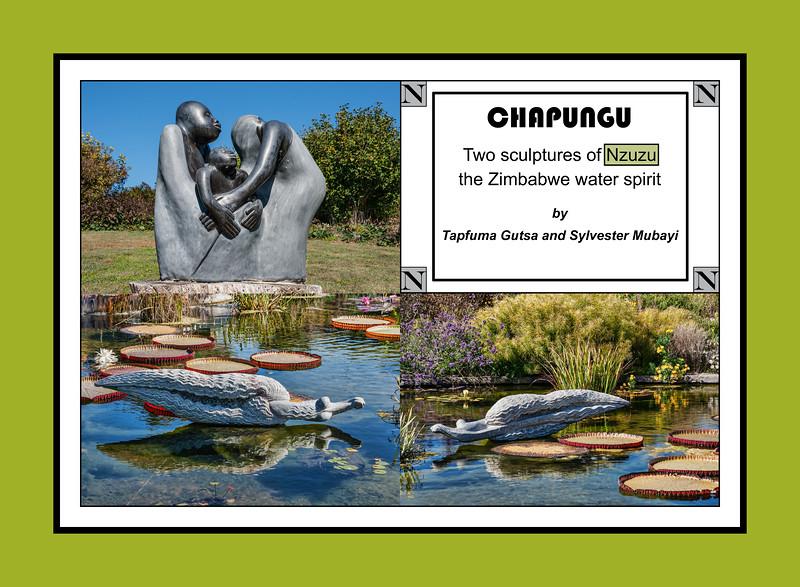 Alphabet Challenge: N – Nzuzu, Zimbabwe water spirit