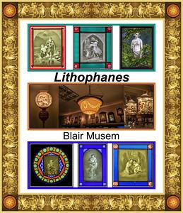 Alphabet Challenge:  L – Lithophanes