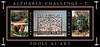 Alphabet Challenge:  T – Tools as Art