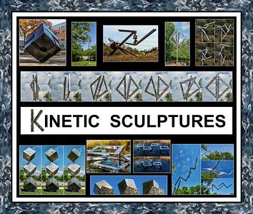 Alphabet Challenge:  K – Kinetic Sculptures