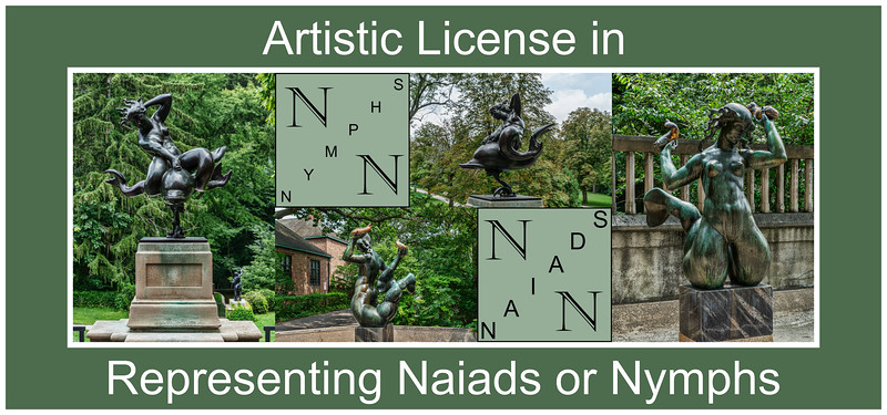 Alphabet Challenge:  N – Naiads, a kind of Nymph