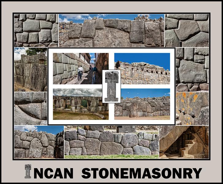 Alphabet Challenge:  I – Incan artistry in stonemasonry