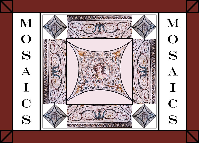Alphabet Challenge:  M – Mosaics, version 4