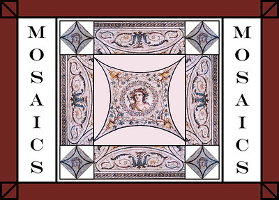 Alphabet Challenge:  M – Mosaics, version 4