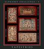 Alphabet Challenge:  T - Tapestries