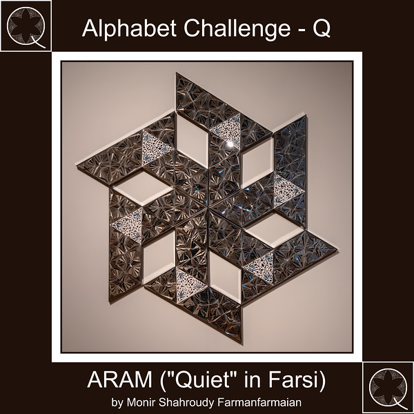 Alphabet Challenge:  Q - Quiet