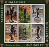 Alphabet Challenge:  T – Three Eves