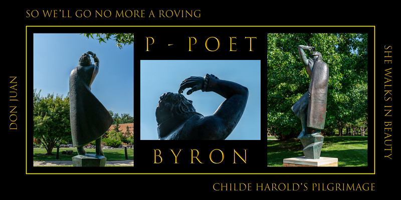 Alphabet Challenge:  P – Poet (Tuesday, 9/11/18)