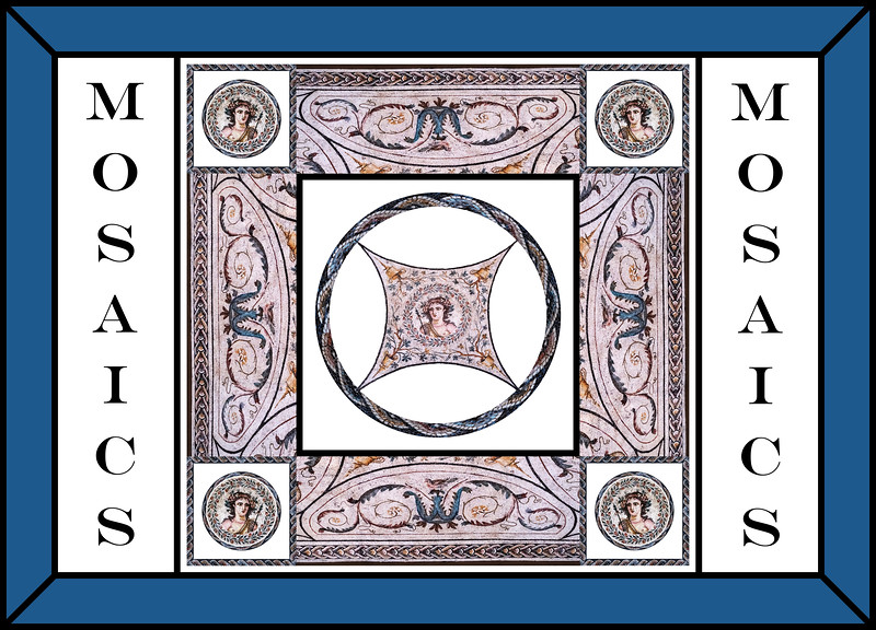 Alphabet Challenge:  M – Mosaics, version 2