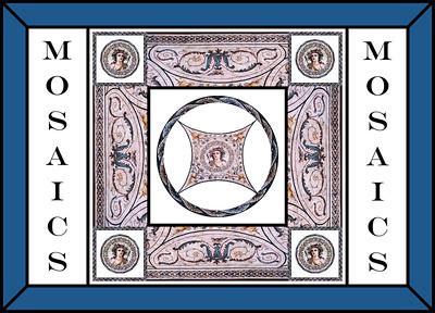 Alphabet Challenge:  M – Mosaics, version 2