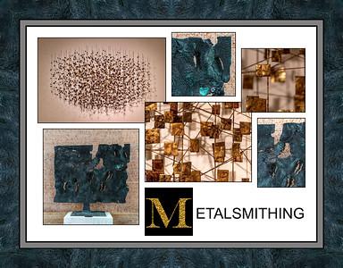Alphabet Challenge:  M – Metalsmithing