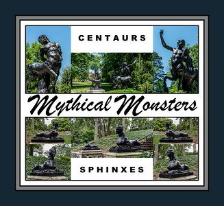 Alphabet Challenge:  M – Mythical Monsters