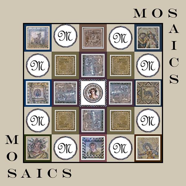 Alphabet Challenge:  M – Mosaics, version 1
