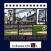 "Donna's Alphabet Challenge: K (September 22, 2013)<br /> <br /> K is for strikeout (when scoring a baseball game)<br /> <br /> DP265-2013  Posted September 22, the first full day of autumn, partly in honor of the Boys of Autumn, i.e. those teams lucky enough to be heading to the MLB play-offs.<br /> <br /> The pictures in this montage were all taken at the Detroit vs. Kansas City game last Sunday, September 15, which Detroit won 3-2.  In that game, Detroit's pitcher, Max Scherzer, was trying to get his 20th win, and be the first MLB pitcher this season to reach that plateau.  He threw 7 complete innings, giving up just one earned run (and no unearned runs), while striking out 12.  The banner at the top of the montage represents the sequence of K's, forward K for striking out swinging, and reversed K for called third strikes.  The final strikes of two of the strikeouts are also depicted (Perez in the 2nd inning and Cain in the 5th inning).  Scherzer's stats line prior to the game, and the final box score are also shown.  Alex Avila, Detroit's catcher, drove in all 3 runs for the Tigers via two home runs.  In an unfortunate quirk of the way MLB assigns wins and losses to starting pitchers, even though the Tigers were ahead at the end of 7 innings, when Scherzer left the game, because the Tigers' relief pitcher gave up a run in the top of the 8th inning, and the Tigers regained the lead in the bottom of the 8th, Scherzer got only a 'No decision' for his efforts, and the leaky relief pitcher got the win!  Life isn't always fair.<br /> <br /> OK, smuggers.  I'm counting on you all to knock your own K's out of the park, so to speak!  No 'strikeouts' allowed today.<br /> (This photo lives here:  <a href=""http://arctangent.smugmug.com/Dailies/2013-A-Year-in-Photography/27598278_kp7rBx"">http://arctangent.smugmug.com/Dailies/2013-A-Year-in-Photography/27598278_kp7rBx</a>)"
