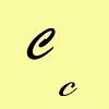 Letter C 00
