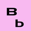 Letter B 00