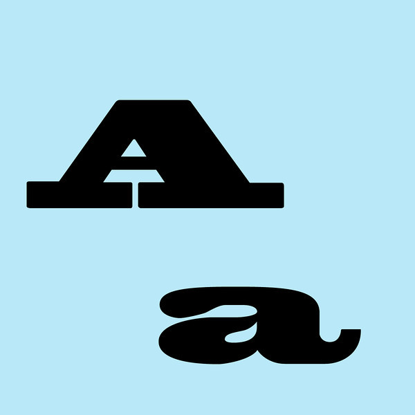 Letter A 00