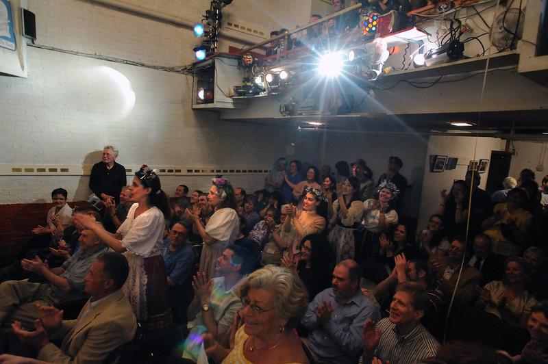 Last goodbye <br /> Amato Opera Theatre, New York City<br /> © Laura Razzano