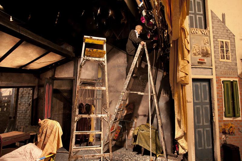 Amato Opera Theatre, New York City.<br /> © Laura Razzano