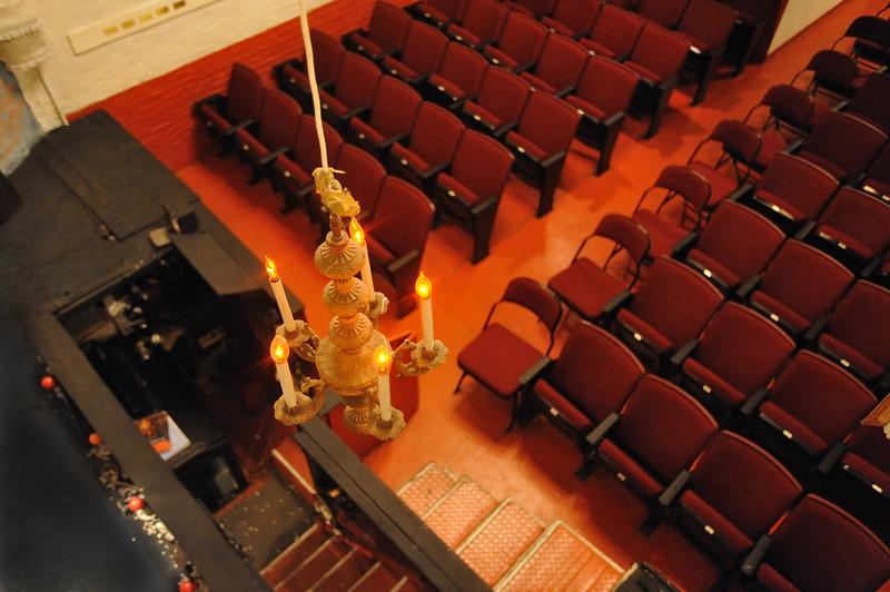 Amato Opera Theatre, New York City<br /> © Laura Razzano