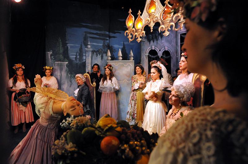 Amato Opera Theatre, NY.<br /> © Laura Razzano
