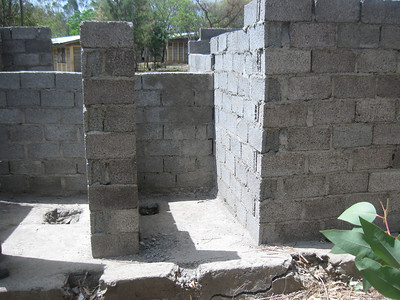 2012 Shower and Toilet Block Construction