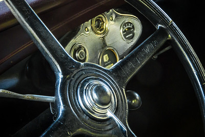 Ford 1931 Model A Steering