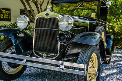 1931 Model A Front